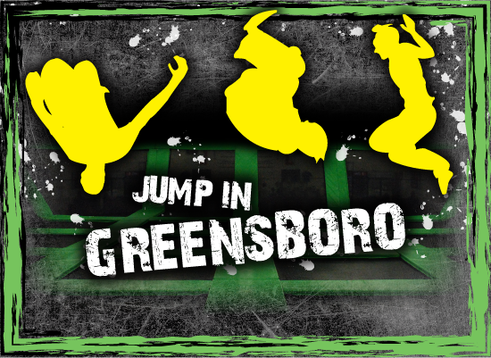 Greensboro Airbound