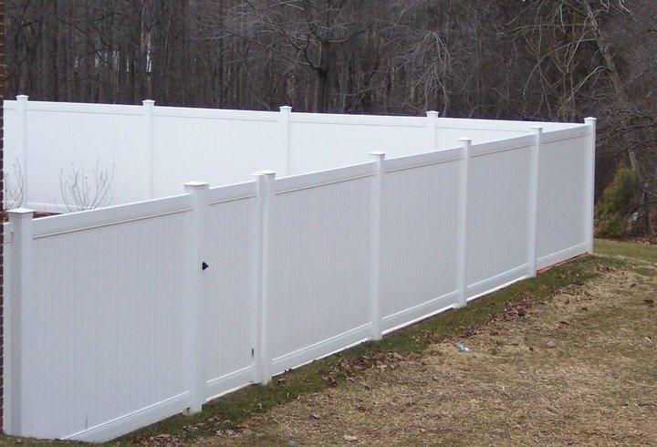 Vinyl fencing - Pvc fencing solutions ...