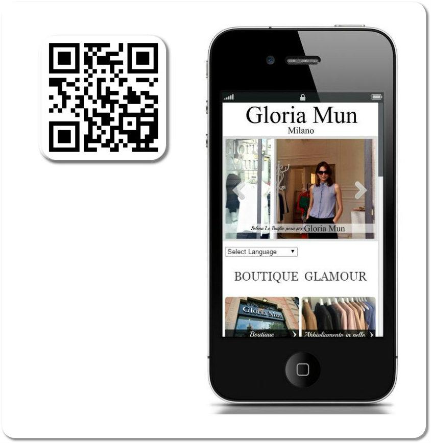 Realizzazione siti | Gloria Mun | Milano | bmob
