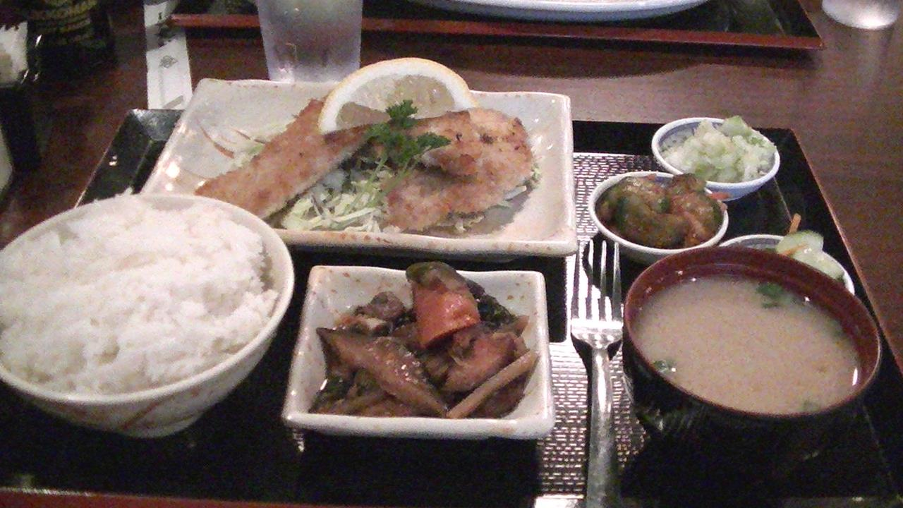 Fumi's Kitchen Ahi Plate