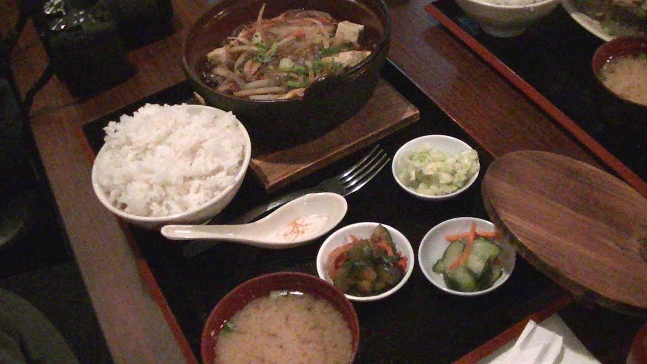 Fumi's Kitchen Sukiyaki Platter