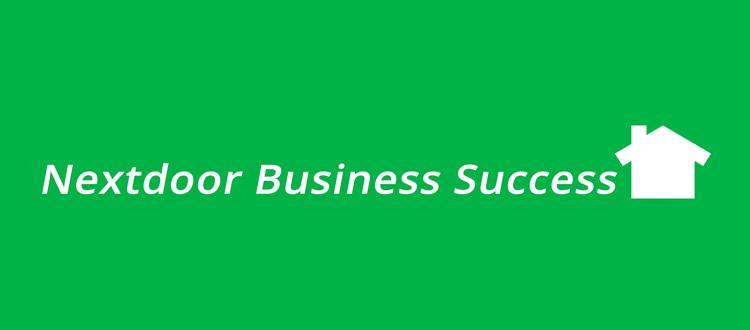 Nextdoor Business Success