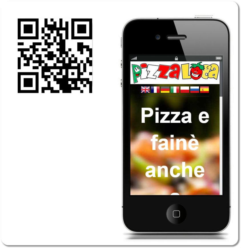 realizzazione siti | Pizzeria Pizza Loca | Olbia |bmob