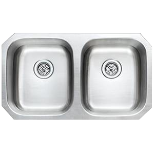 Double Equal SS Sink