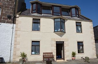 Anchorage Self Catering at Stonehaven Harbour