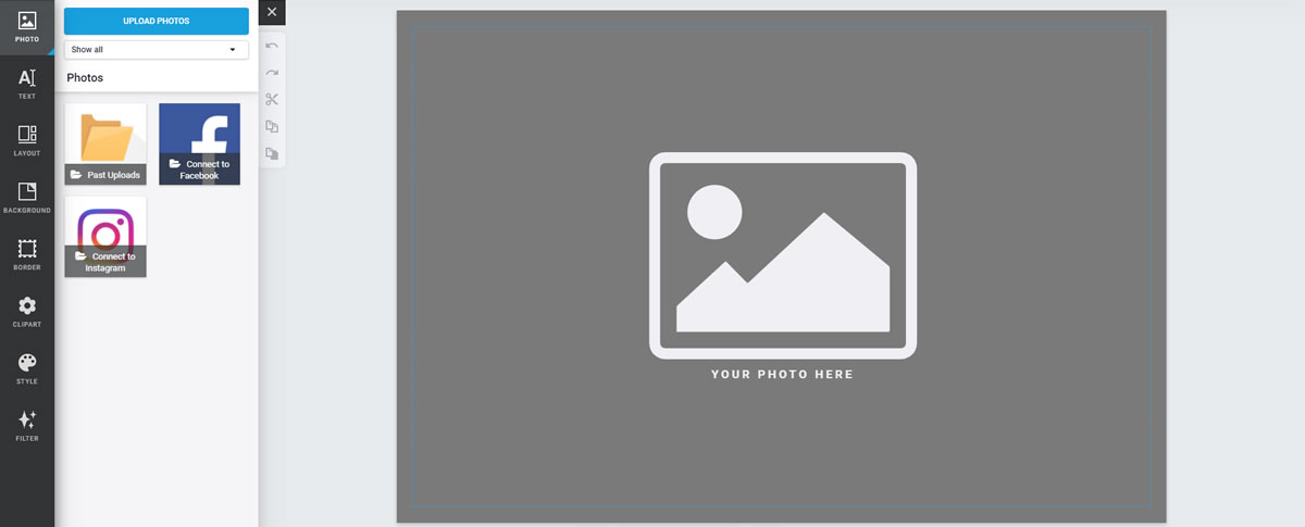 Drag & Drop Design Studio