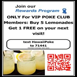 UmekesKona and UmekesPoke808 Lemonade VIP CLUB