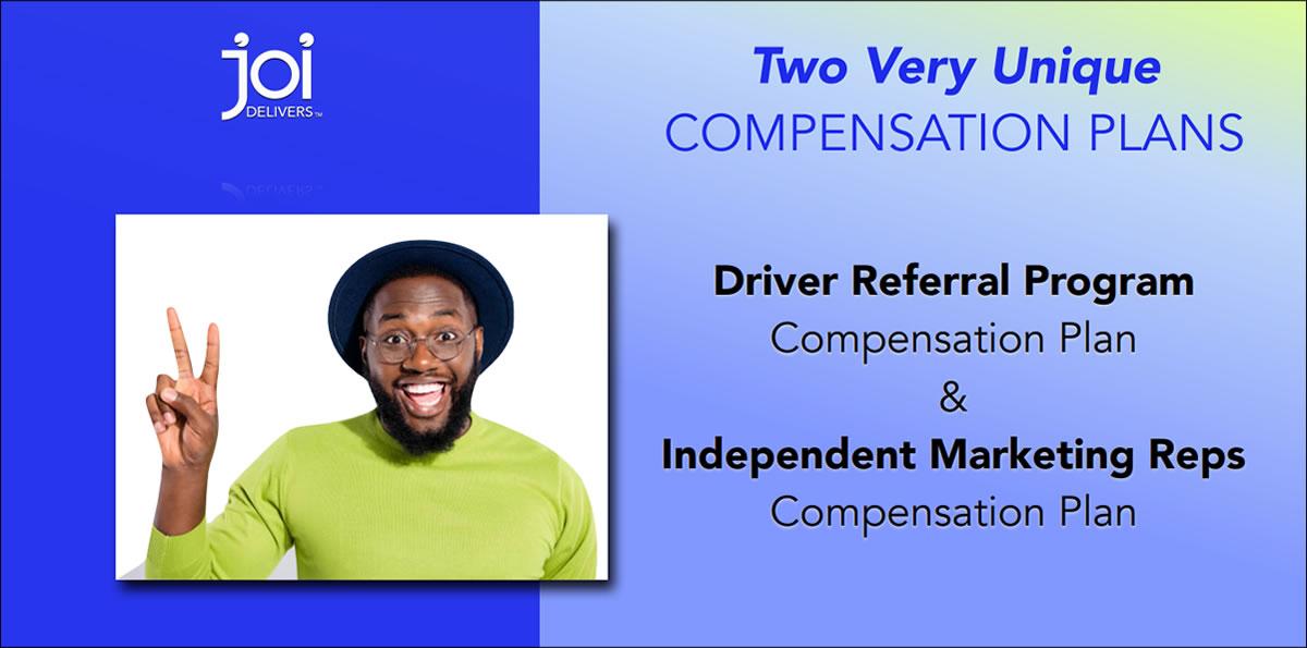 Two Unique Compensation Plans