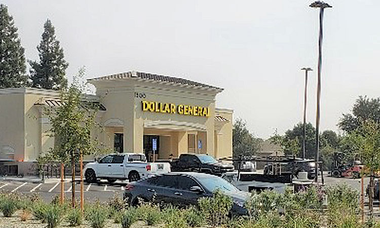 New Dollar General Store Opens in Yuba City CA October 2020