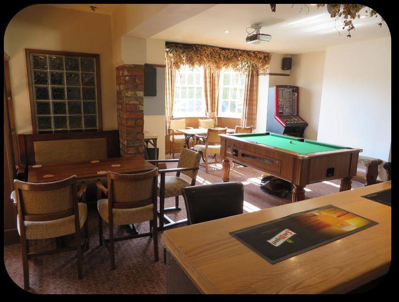 Bar Room Dining Area