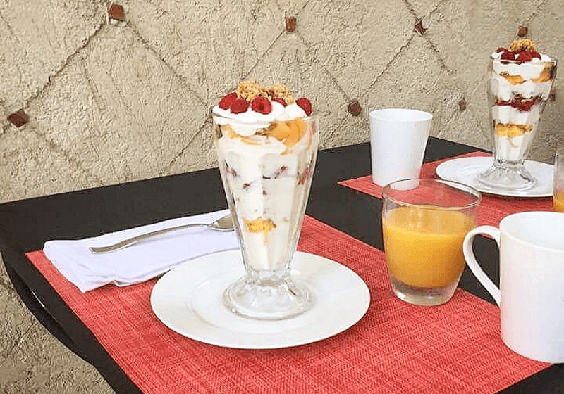 breakfast, Casa Dos Lirios, Boutique Bed and Breakfast, B&B, Merida, Yucatan, travel Merida, travel Yucatan, Merida B&B, Merida accommodations