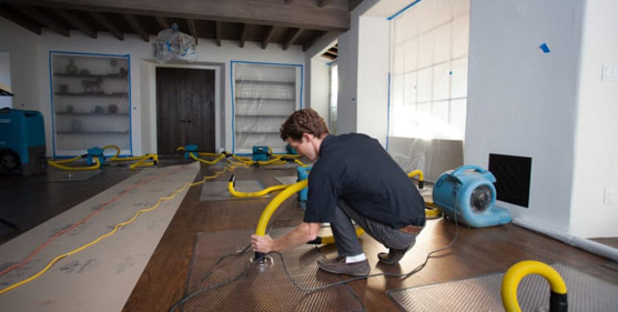 Cleaning Residential Water Damage