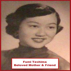 Fumi's Kitchen Beloved Mother