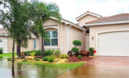 Flood Damage Restoration Residentia