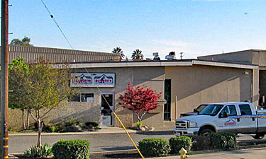 multi-tenant office warehouse in yuba city