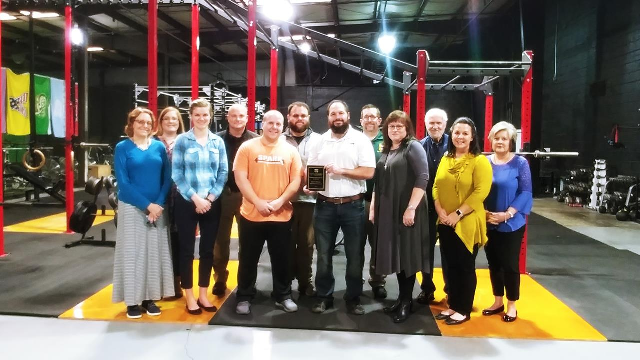 Business of the Quarter | Spark Fitness