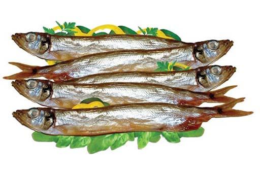 Dry Russian Style Fish  Moyva