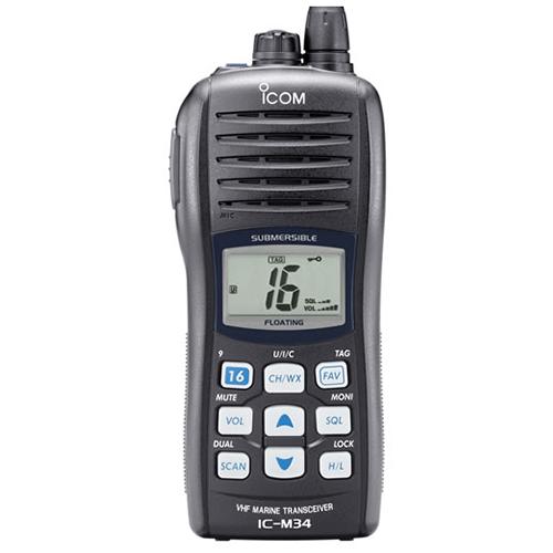 Icom IC-M34