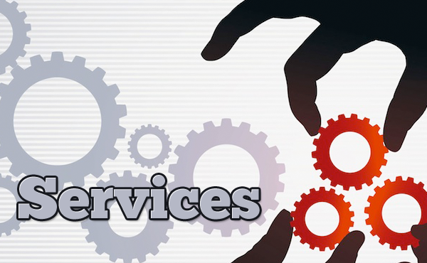 SERVICES YOU OFFER