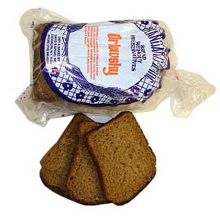 Orlowsky rye bread
