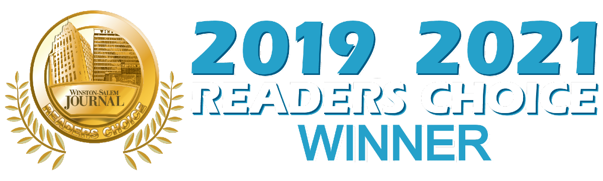 2019 and 2021 Readers Choice Winner On Time Lawn Care