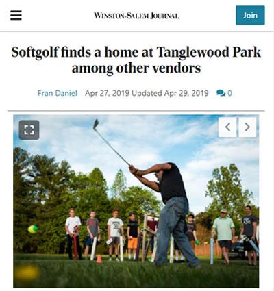 Winston-Salem Journal Article