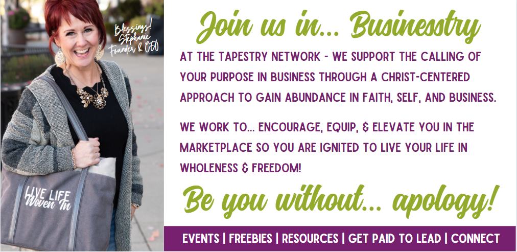 The Tapestry Network | 10 Years