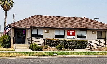 State Farm agent leased building at 629 9th Street in Marysville