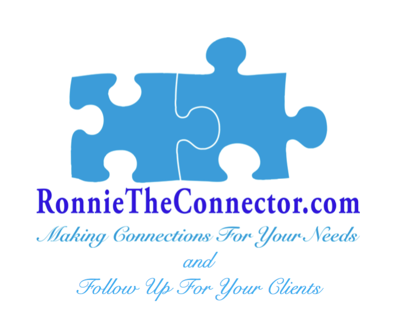 Ronnie the Connector