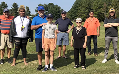 Group Play at Softgolf