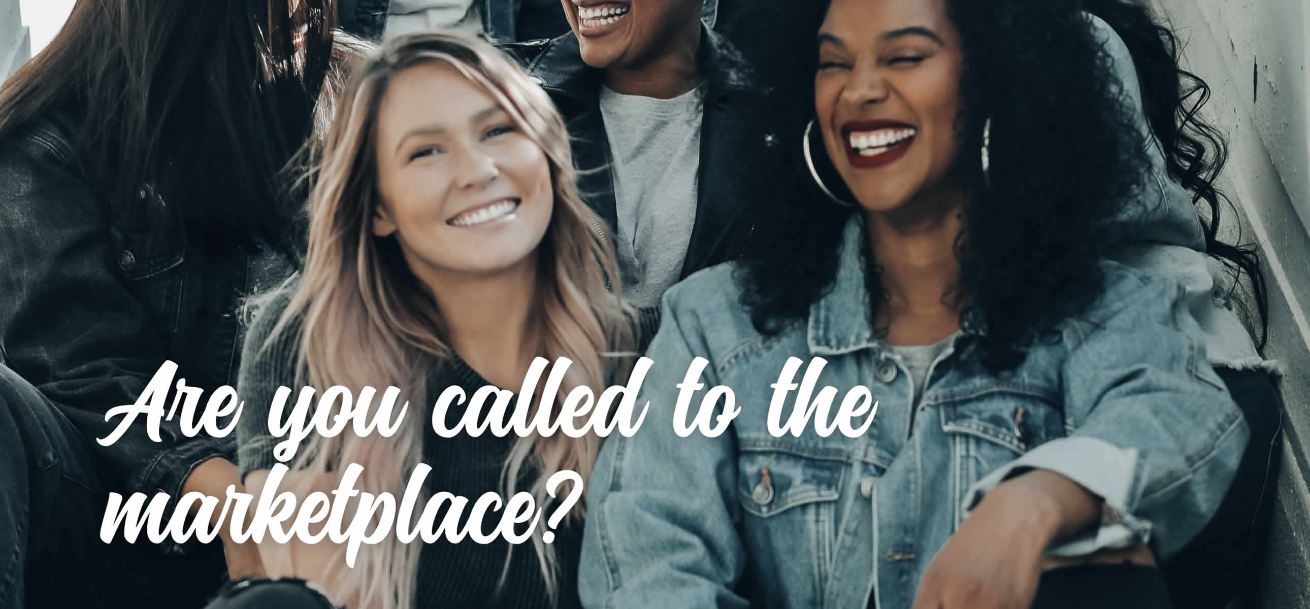 Are you called to the marketplace?