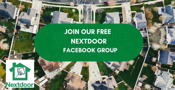 Nextdoor for Business Facebook Group