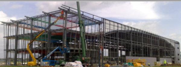 Reidsteel Structural steel engineering - aircraft hangars
