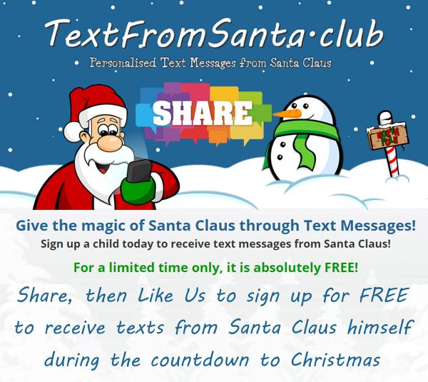Text From Santa