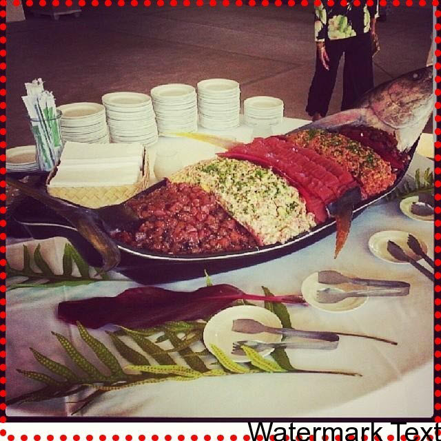Umekes Poke 808 Also Does Catering For Special Occasions