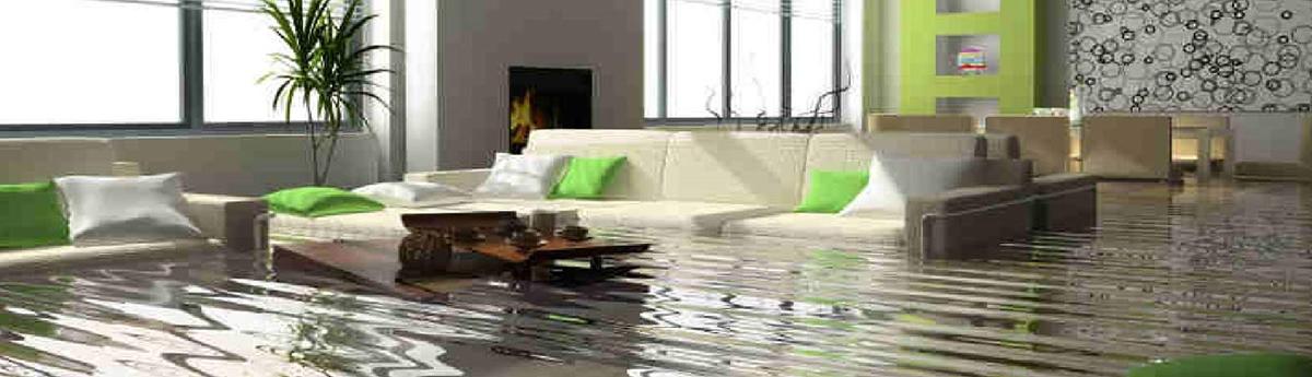 Flood Damage Restoration Residential