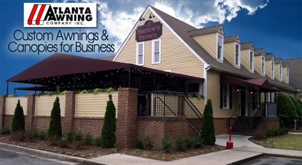 custom design awnings atlanta awning window copper your