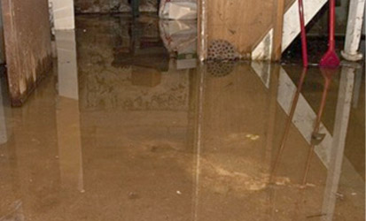 Basement Water Extraction Residential