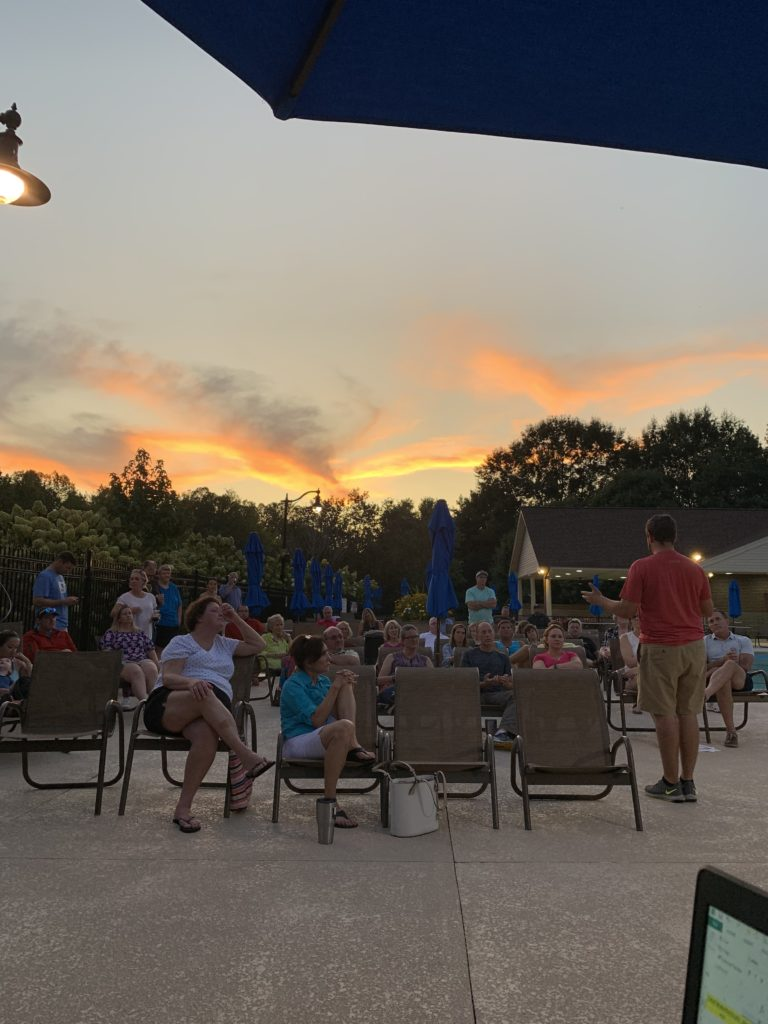 191 Owners cast their vote by proxy, and 105 Owners cast their vote in person. Approximately 75 Owners chose to stay, ask questions, and share their thoughts.