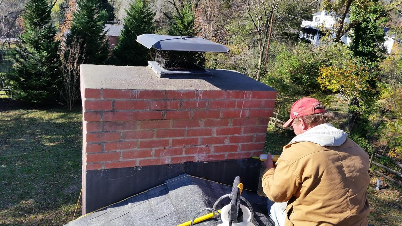 chimney repair services brick concrete chimney inspection and