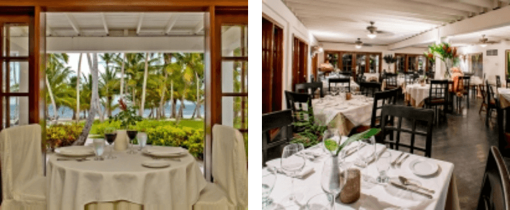 The beautiful restaurant Palmilla at Victoria House Resort and Spa on the south end of the island will definitely not disappoint. & HOT - Belize Travel Guide - Ambergris Caye - Restaurants and Bars ...