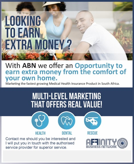 network marketing flyers