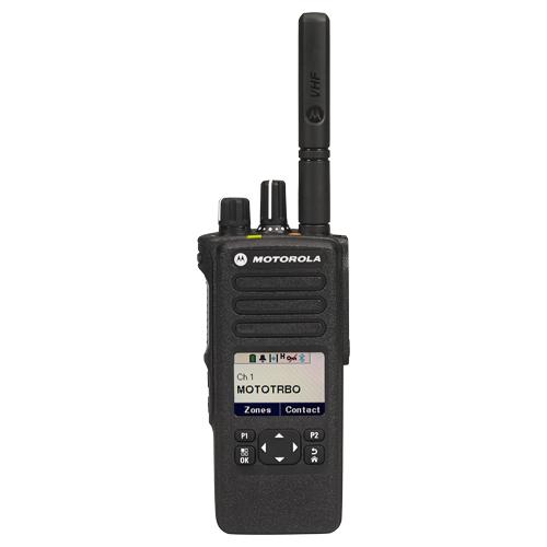 Motorola DP4600e-DP4601e