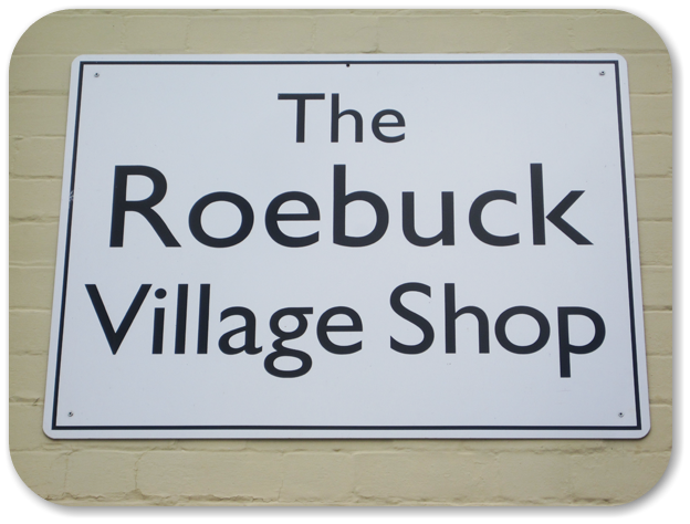 The Roebuck Inn Brimfield Village Shop