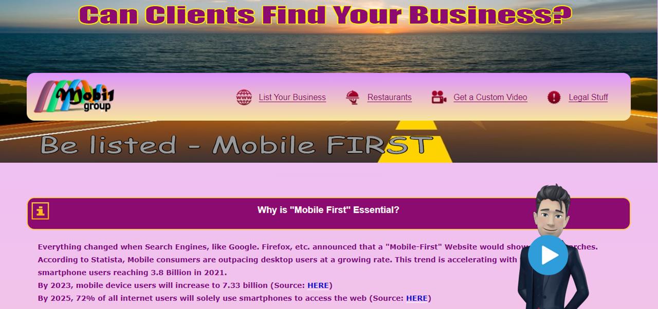Mobi1.Directory on desktop view