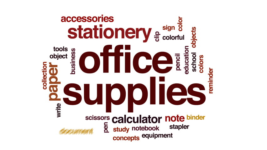 OFFICE AND SUPPLY