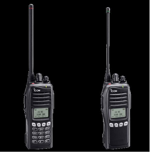 Icom IC-F326 DS - IC-F426 DS