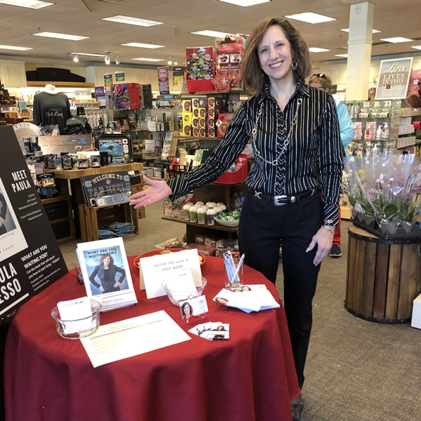 Paula Lesso Book Signing