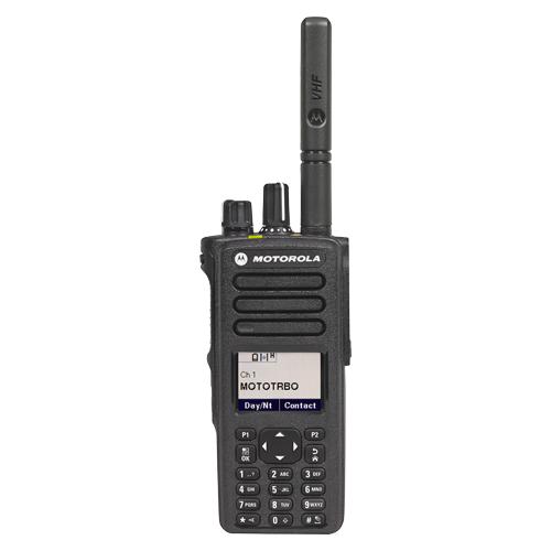 Motorola DP4800e-DP4801e