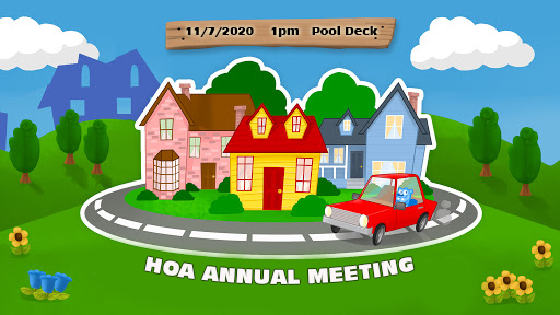 Waterford Annual Homeowners Meeting